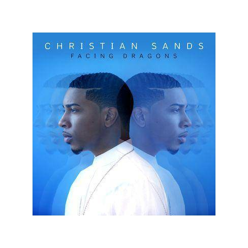 Christian Sands - Facing Dragons (CD) - image 1 of 1
