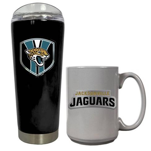 NFL Jacksonville Jaguars Roadie Tumbler and Mug Set - image 1 of 1