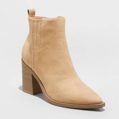 Women's Whitney Heeled Boots - Universal Thread™