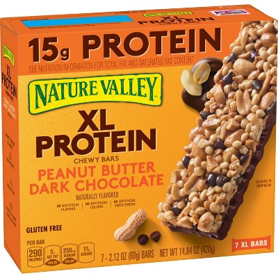 Granola & Protein Bars: Nature Valley Protein XL