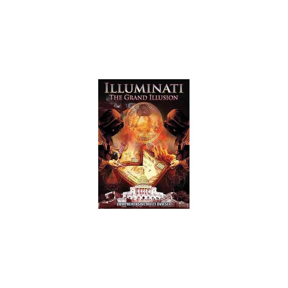 Illuminati:Grand Illusion (Dvd)