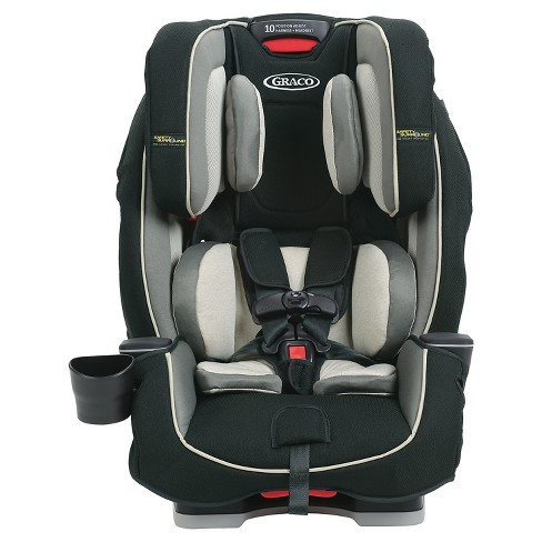 GracoR Milestone Convertible Carseat With Safety Surround Target