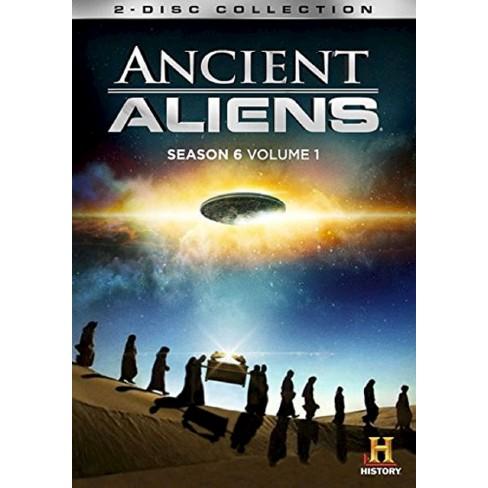 Ancient Aliens: Season 6, Vol  1 [2 Discs] : Target