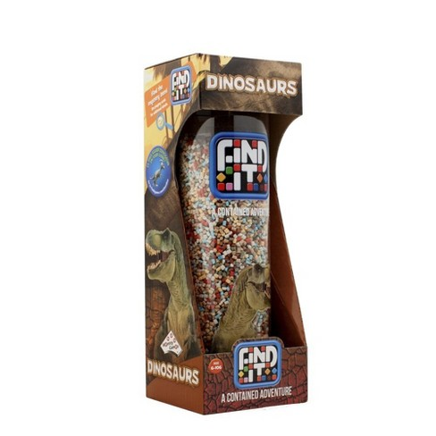 Find It Dinosaurs Hidden Object Game - image 1 of 1