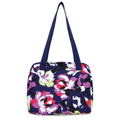 Packit Freezable Hampton Lunch Bag - Bright Floral