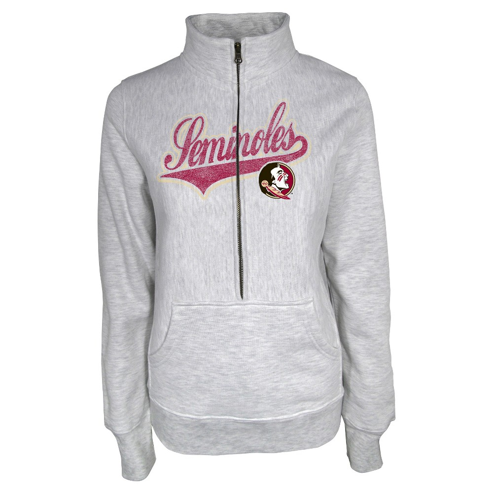NCAAFlorida State Seminoles Women's Sweatshirt - Gray M