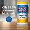 Clorox Disinfecting Wipes Bleach Free Cleaning Wipes - image 4 of 4