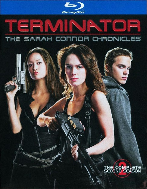 Terminator:Sarah comp second ssn (Blu-ray) - image 1 of 1