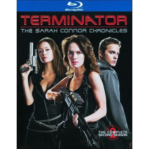 Terminator:Sarah comp second ssn (Blu-ray)