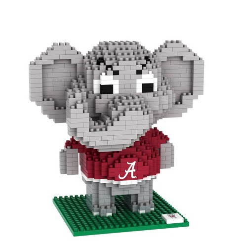 NCAA Alabama Crimson Tide 3D BRXLZ Mascot Puzzle 1000pc - image 1 of 1