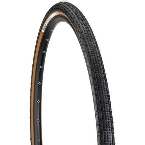 Panaracer GravelKing SK Tire - 700 x 28, Tubeless, Folding, Black/Brown - image 1 of 3