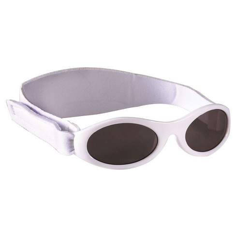 35527b9b44 Baby Banz Adventure Baby Sunglasses - Artic White   Target