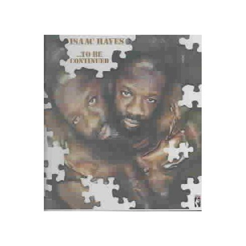 Isaac Hayes - To Be Continued (CD) - image 1 of 1