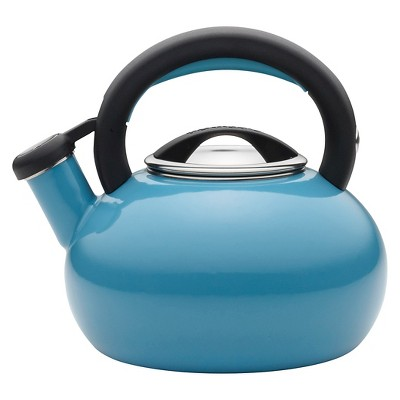 Circulon 2 Qt. Sunrise Teakettle - Blue