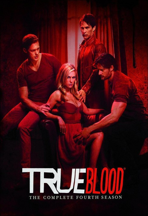 True Blood: The Complete Fourth Season [5 Discs] - image 1 of 1