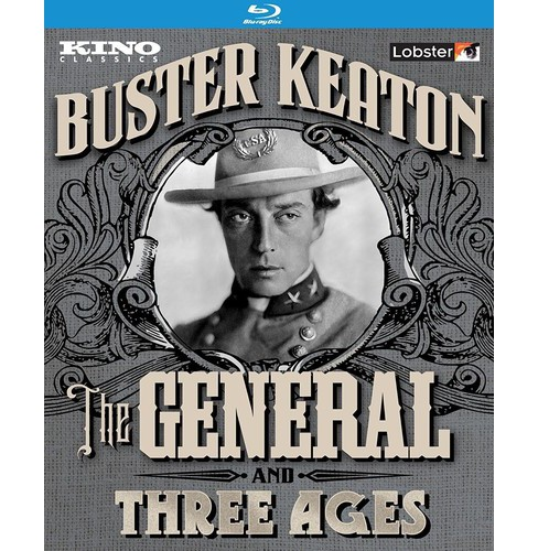 General/Three Ages (Blu-ray) - image 1 of 1