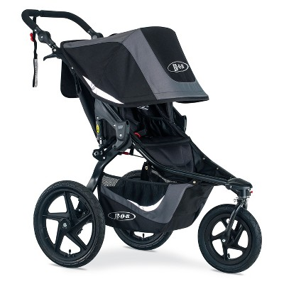 BOB Revolution Flex 3.0 Stroller - Graphite Black