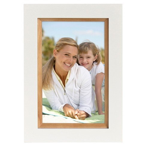 "Frame Set White 4""x6"" 4pk - Uniek - image 1 of 5"