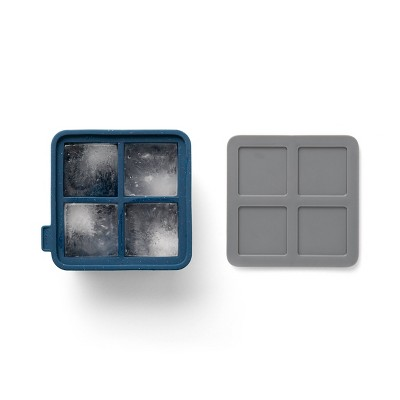 Rabbit King Cube Mold with Lid