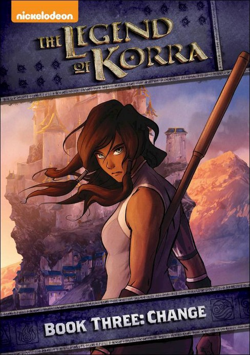 The Legend of Korra: Book Three - Change - image 1 of 1