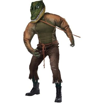 California Costumes Gator Man Adult Costume