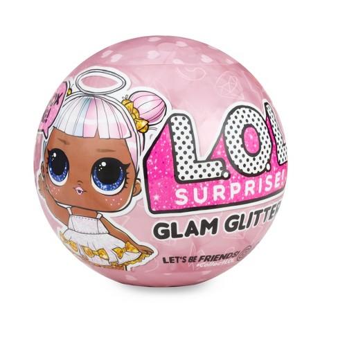 L O L Surprise Dolls Glitter Series