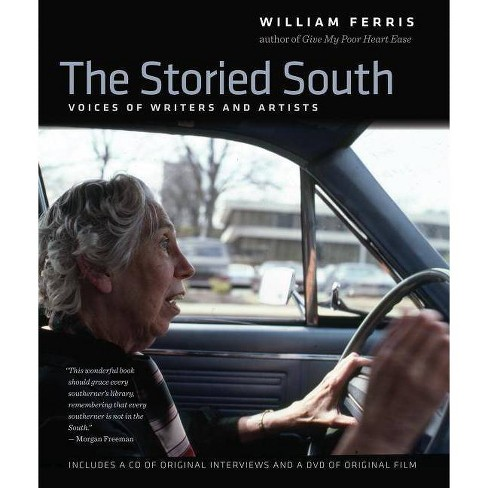 The Storied South - by  William Ferris (Hardcover) - image 1 of 1