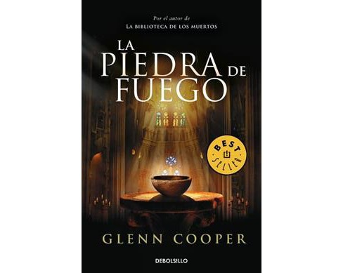 La piedra de fuego / The Resurrection Maker (Paperback) (Glenn Cooper) - image 1 of 1