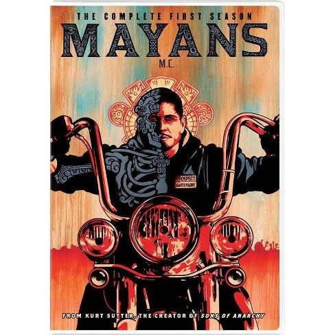 Mayans MC Season 1 (DVD) - image 1 of 1