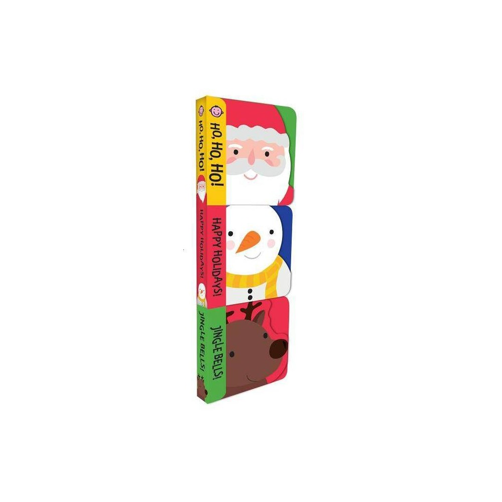Chunky Pack Christmas Chunky 3 Pack By Roger Priddy Board Book