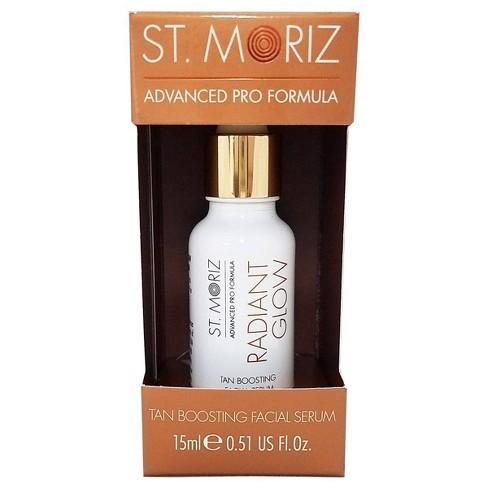 St. Moriz Facial Tan Boosting Serum Tanning Drops - 0.51 fl oz - image 1 of 4