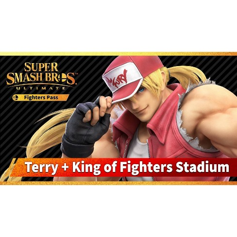 Super Smash Bros. Ultimate Fighters Pass: Terry + King of Fighters Stadium - Nintendo Switch (Digital) - image 1 of 4
