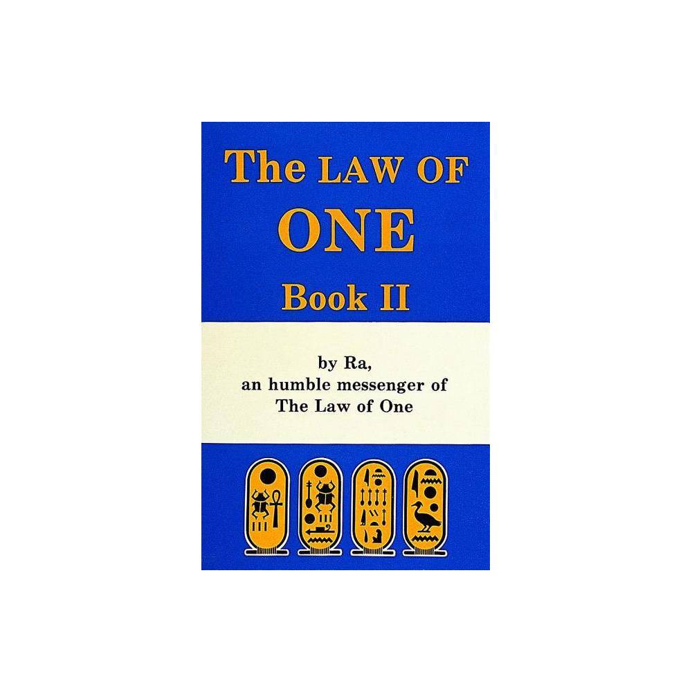 The Law Of One Book Ii Paperback