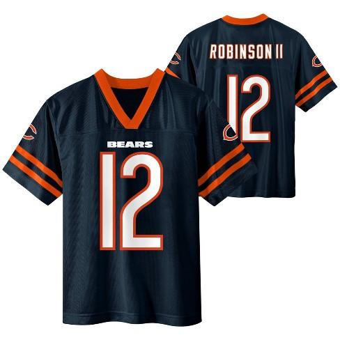 NFL Chicago Bears Boys' Allen Robinson Short Sleeve Jersey - XS