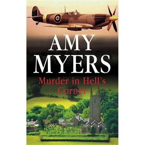 Murder in Hell's Corner - (Severn House Large Print) by  Amy Myers (Hardcover) - image 1 of 1