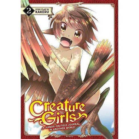 Creature Girls: A Field Journal in Another World, Vol. 2 - by  Kakeru (Paperback) - image 1 of 1