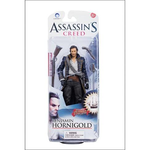 "Mcfarlane Toys Assassin's Creed Series 1 6"" Action Figure: Benjamin Hornigold - image 1 of 4"
