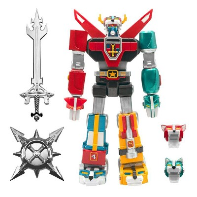 Defender of the Universe Ultimates Voltron 7-inch Scale I Voltron Ultimates I Super7 Action figures