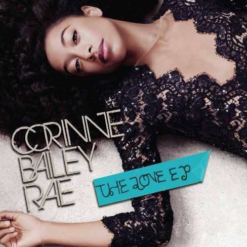 Corinne Bailey Rae - The Love EP (CD) - image 1 of 1