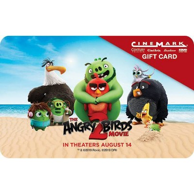 Cinemark Theatres $20 (Email Delivery)