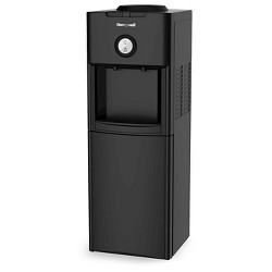 Honeywell Antibacterial Freestanding Top-Loading Water Dispenser Black - HWBAP1062B