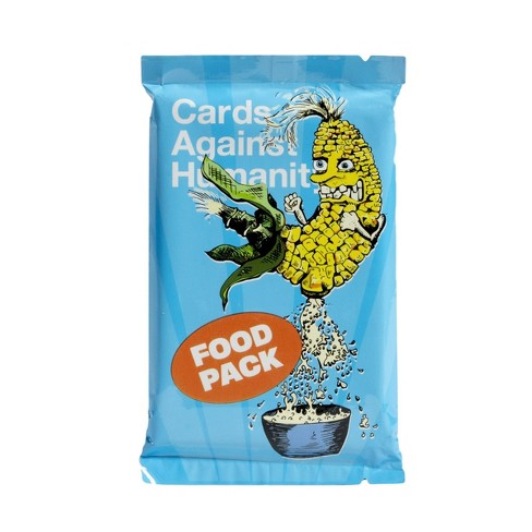 Cards Against Humanity Game - Food Pack - image 1 of 4