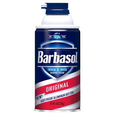 Shaving Creams & Gels: Barbasol Thick & Rich Original