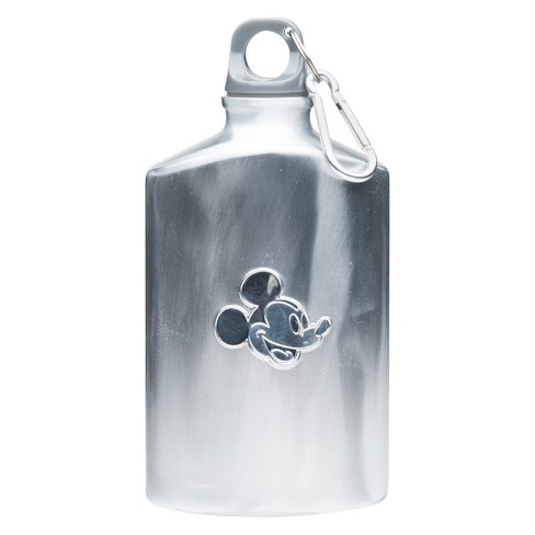 Junk Food Mickey Mouse Aluminum Canteen - image 1 of 2