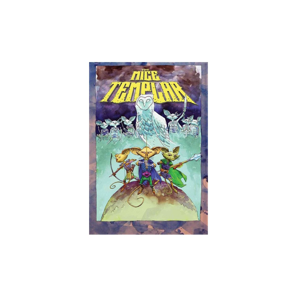 Mice Templar 5 (Paperback) (Bryan J. L. Glass)