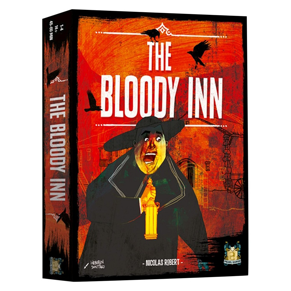 The Bloody In Board Game, Board Games