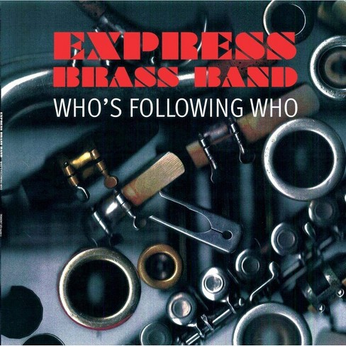 Express brass band - Who's following who (CD) - image 1 of 1