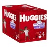 Huggies Little Movers Diapers Super Pack (Select Size) - image 2 of 4