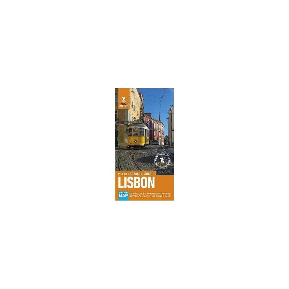Rough Guide Pocket Lisbon - Pap/Map (Pocket Rough Guide Lisbon) by Matthew Hancock (Paperback)
