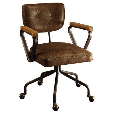 Task And Office Chairs Acme Furniture Ash Brown : Target